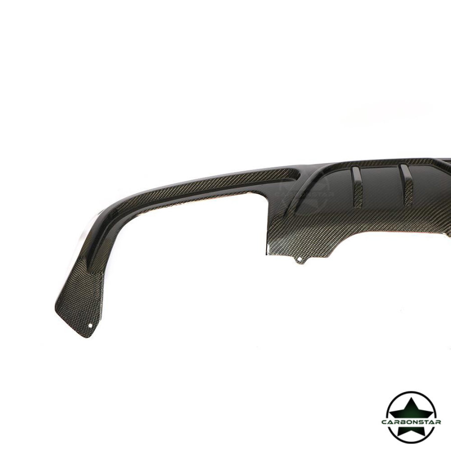 Cstar Carbon Gfk Diffusor Performance  passend für BMW X3 G01 M Paket