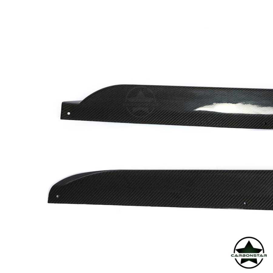 Cstar Carbon Gfk Seitenschweller Performance passend für BMW X5 G05 M Paket
