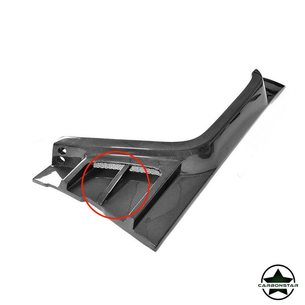 Cstar Carbon Gfk Abdeckung Kotflügel (kleinste) für Mercedes Benz W463 G-Class G500 G550 G55 G65 AMG 13-18