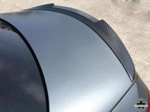 Cstar Carbon Gfk Heckspoiler V für Mercedes Benz W205  Limo C63