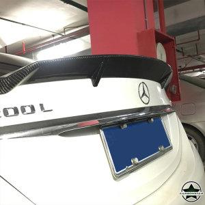 Cstar Carbon Gfk Heckspoiler RT für Mercedes Benz W205 Limo C63
