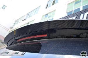 Cstar Carbon Gfk Dachspoiller für Mercedes Benz S205 W205 T Modell