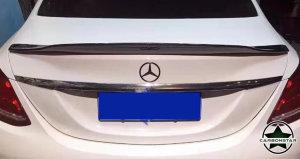 Cstar Gfk Spoiler PSM Typ für Mercedes Benz W205 C205 C63 -  Limo