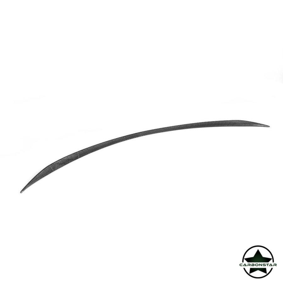 Cstar Carbon Gfk Spoiler C63 Typ für Mercedes Benz W205 C205 C63 -  Limo