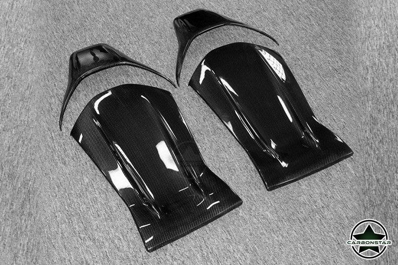 Cstar Carbon Gfk Sitzabdeckung Sitz Cover für...