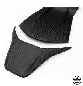 Cstar Matt Carbon Gfk Sitzabdeckung Sitz Cover für Mercedes Benz W205 C63 GLA CLA45 A45