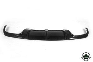 Cstar Carbon Gfk Heckdiffusor OE für Mercedes Benz W204 C204 C63 AMG LIMO COUPE VMOPF