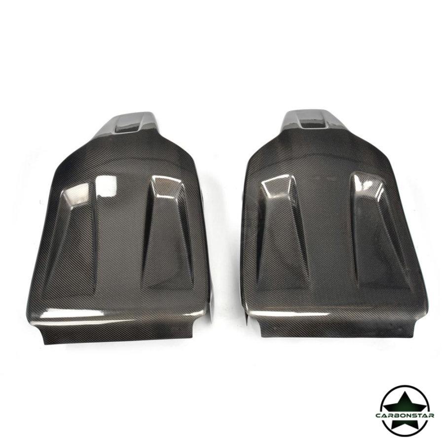 Cstar Carbon Gfk Sitz Cover Sitzschalen 2tlg für...
