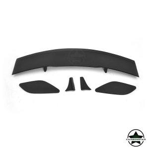 Cstar Gfk Heckflügel Dachpoiler für Mercedes Benz W176 A180 A200 A220 A250 A260 A45 AMG