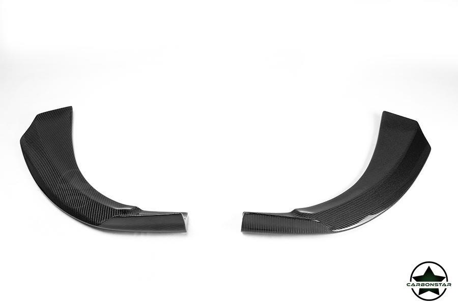 Cstar Carbon Gfk Frontsplitter V1 für Mercedes Benz...