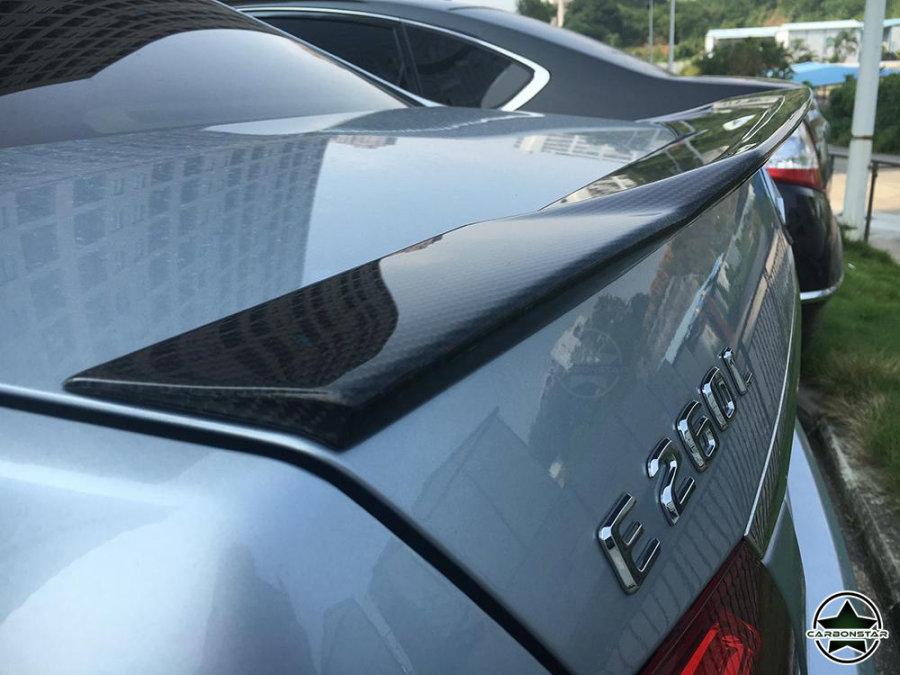 Cstar Carbon Gfk Heckspoiler RT für Mercedes Benz...