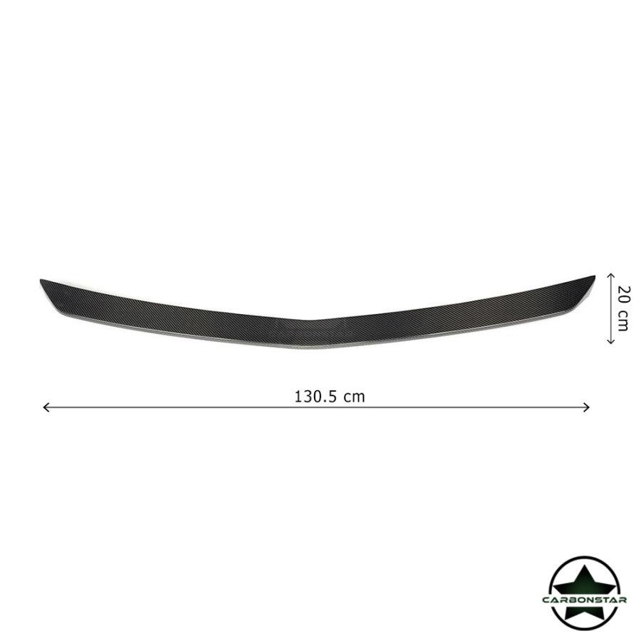 Cstar Carbon Gfk Heckspoiler V für Mercedes Benz W212 Limousine