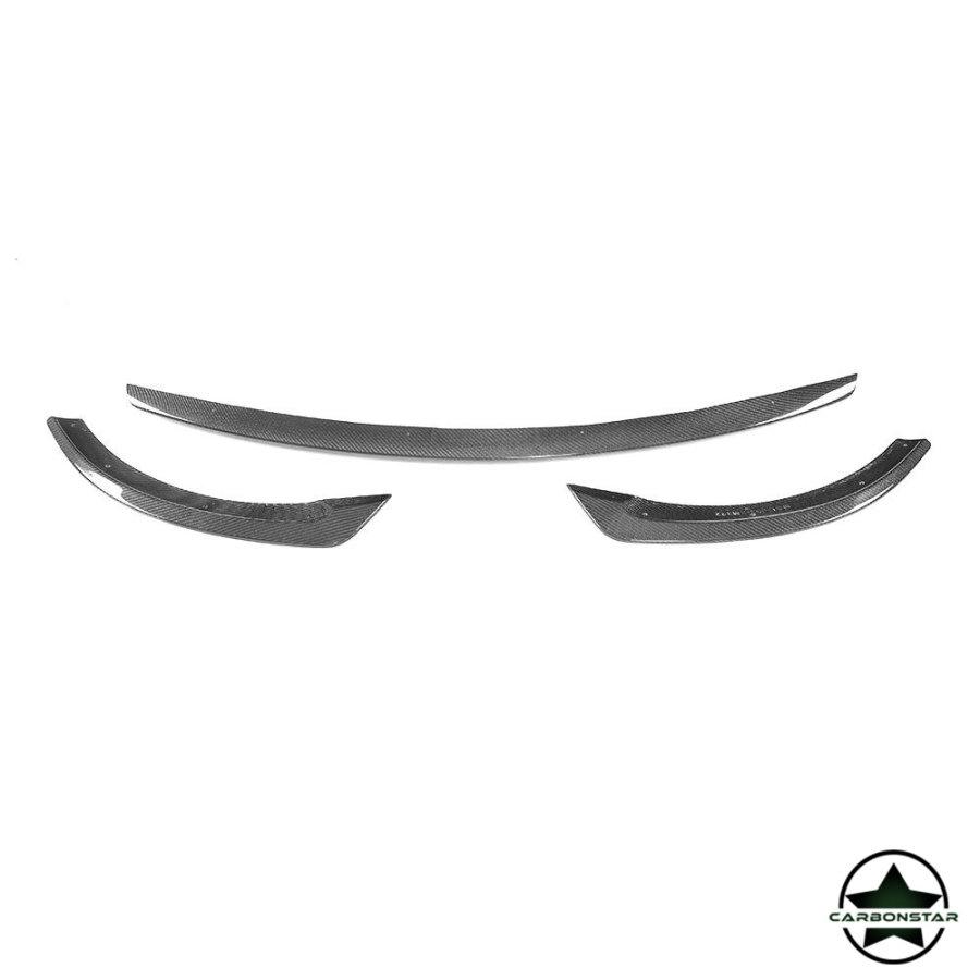 Cstar Carbon Gfk Frontlippe für Mercedes Benz W213...