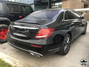Cstar Carbon Gfk Heckspoiler für Mercedes Benz W213 Limousine +AMG