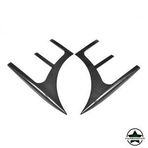 Cstar Carbon Gfk Abdeckung Kotflügel für Mercedes Benz W213 C2138 E63 E43 Coupe AMG Paket