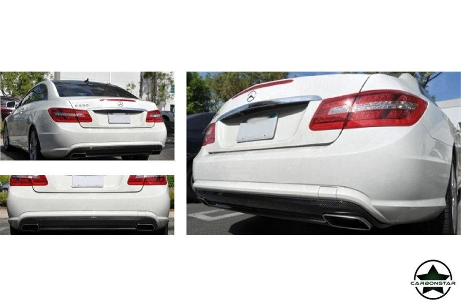 Cstar Carbon Gfk Heckdiffusor Typ A für Mercedes...