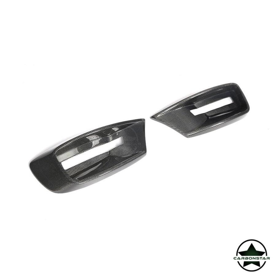 Cstar Carbon Gfk Abdeckung Stoßstange vorne für Mercedes Benz Vito V Klasse 14-18 Standard Edition W447  V200 V220 V250