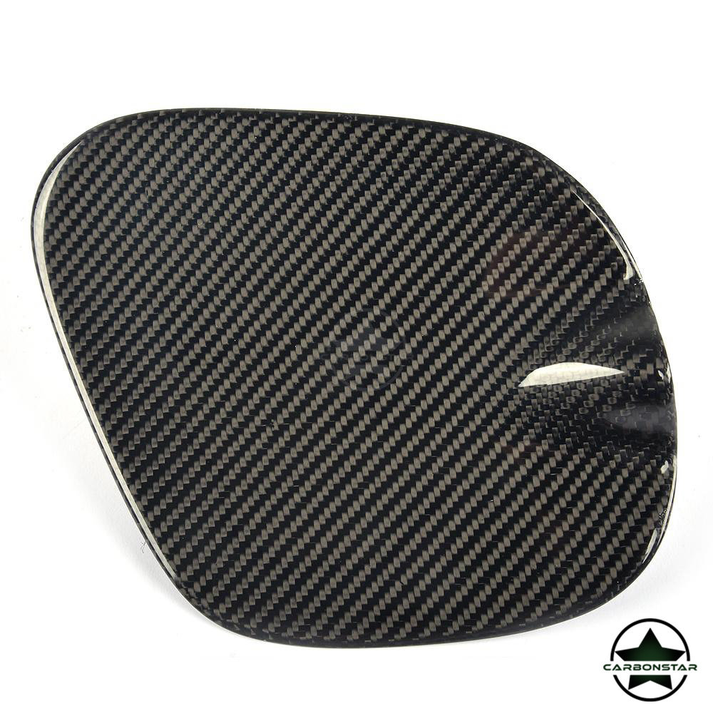 Cstar Carbon Gfk Tankdeckel Cover für Smart 453 Fortwo Coupe 16-18