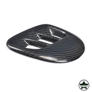 Cstar Carbon Gfk Kotflügel Kufteinlass Abdeckung für Smart 453 Fortwo 16-18