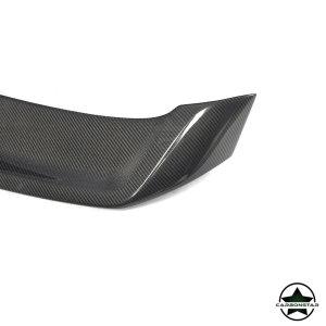 Cstar Carbon Gfk Heckspoiler Flügel Typ J Cover für Smart 453 Fortwo Coupe 16-18