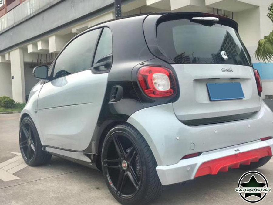 Cstar PU Bodykit für Smart 453 Fortwo Coupe Cabrio 16-18