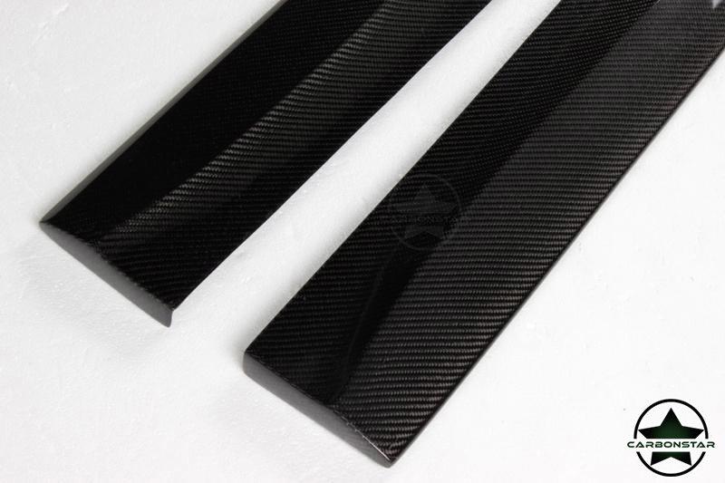 Cstar Carbon Gfk Seitenschweller für Smart 451 Fortwo 12 - Modellpflege