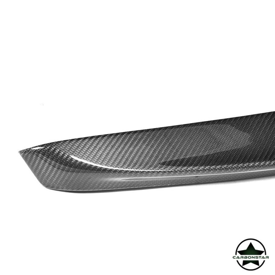 Cstar Carbon Gfk Heckspoiler für Mercedes Benz W221 S Klasse Limousine