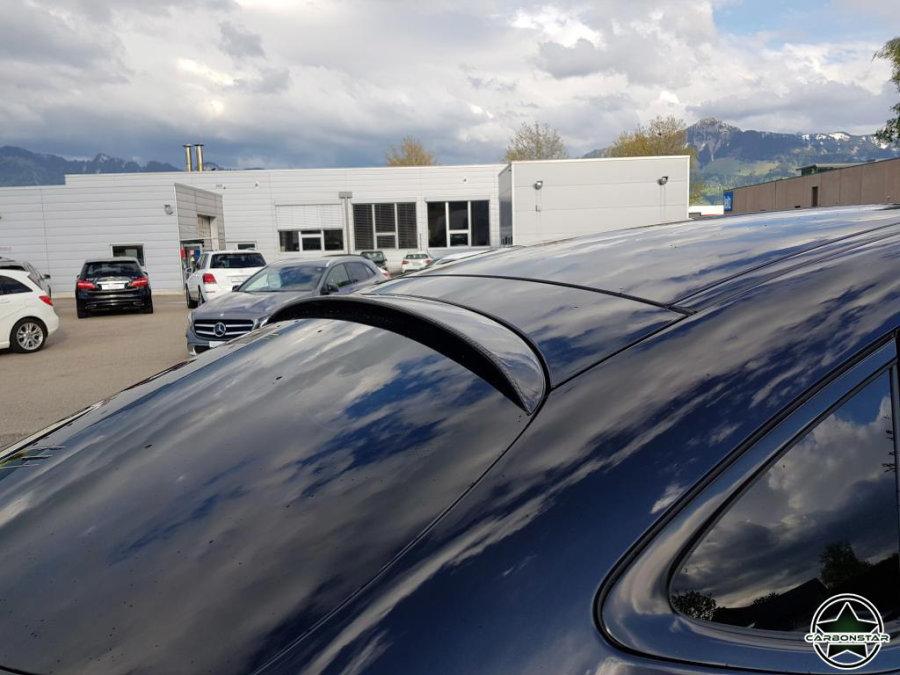 Cstar Carbon Gfk Fenster Spoiler für Mercedes Benz...