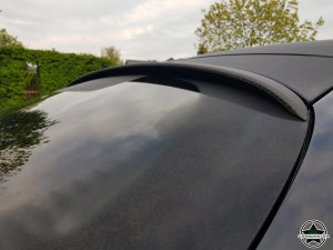 Cstar Carbon Gfk Fenster Spoiler für Mercedes Benz C253 W253 GLC GLC43 AMG
