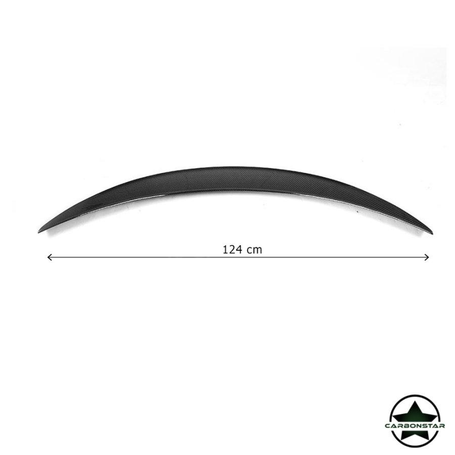Cstar Carbon Gfk Heckspoiler Spoiler für Mercedes Benz C253 W253 GLC GLC43 AMG