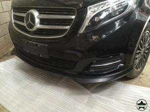 Cstar PU Frontlippe Typ B für ercedes Benz Vito V W639