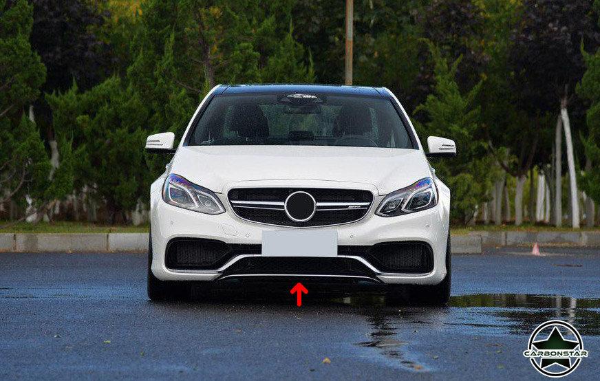 Cstar Carbon Gfk Frontlippe Typ B für Mercedes Benz...