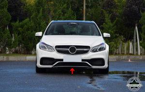 Cstar Carbon Gfk Frontlippe Typ B für Mercedes Benz E63 AMG