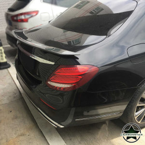 Cstar Carbon Gfk Heckspoiler R für Mercedes Benz W213 Limo E Klasse