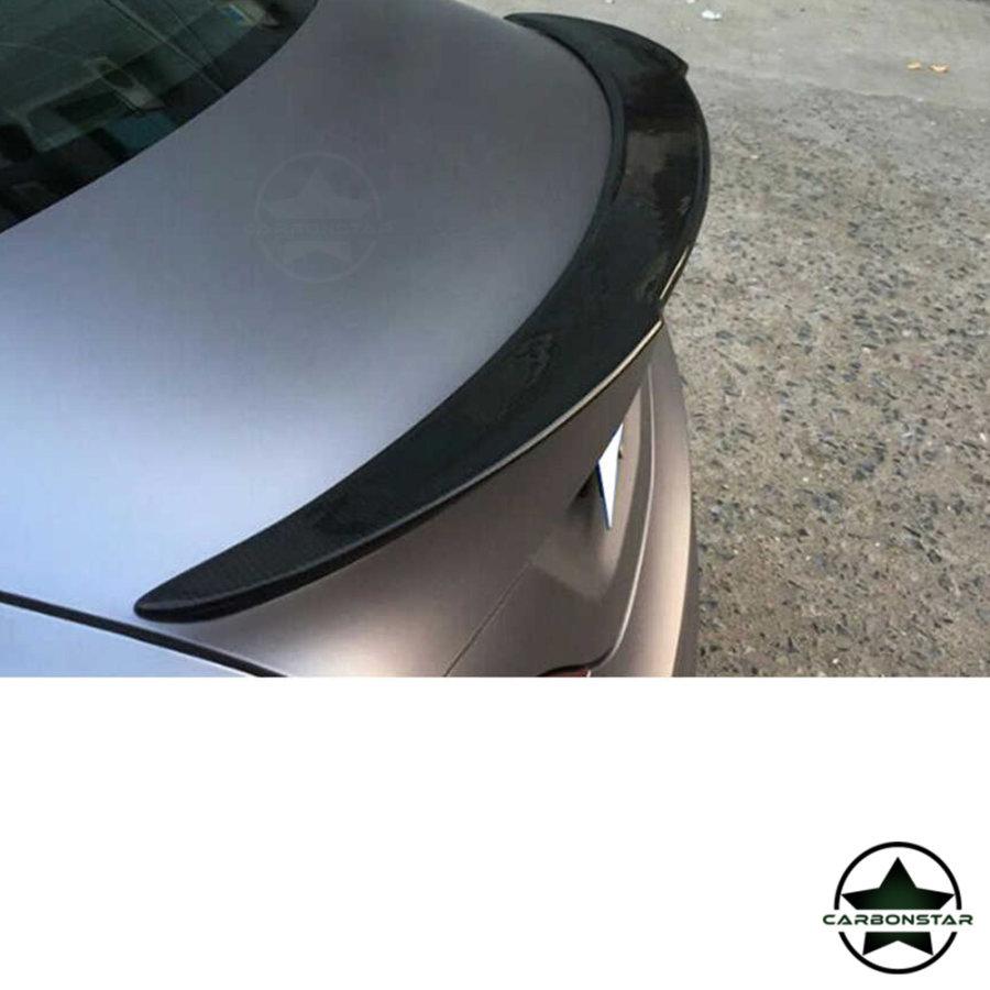 Cstar Carbon Gfk Heckspoiler V für Mercedes Benz CLA W117 A45 AMG