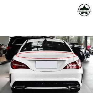 Cstar Carbon Gfk Heckspoiler R Rot für Mercedes Benz W213 Limo Limousine