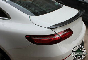 Cstar Carbon Gfk Heckspoiler PSM für Mercedes Benz W212 W207 C207 Coupe