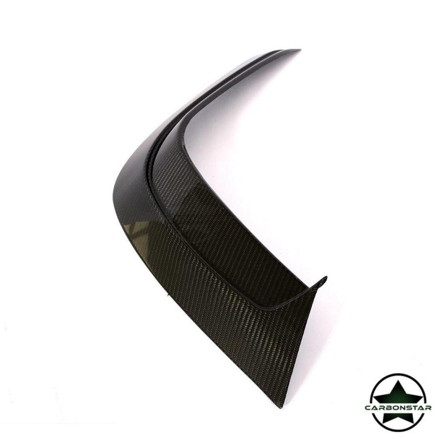 Cstar Carbon Gfk Splitter Flaps vorne für Mercedes...
