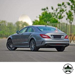 Cstar Carbon Gfk Heckspoiler RT für Mercedes Benz CLS W218 CLS63 AMG CLS 350 550 500