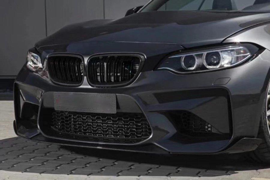 Cstar Carbon Gfk Frontlippe real CS passend für BMW...