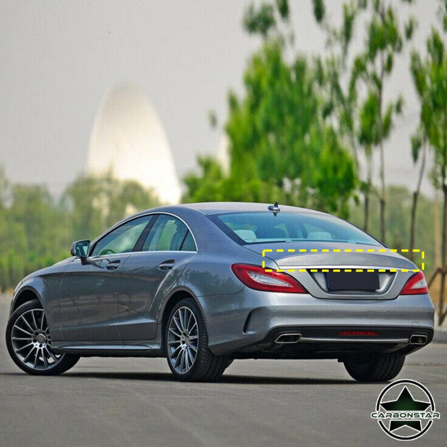 Cstar Carbon Gfk Heckspoiler R für Mercedes Benz CLS W218 CLS63 AMG CLS 350 550 500