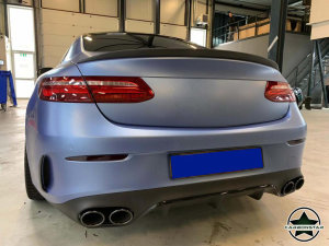 Cstar Carbon Gfk Abdeckung Stoßstange hinten für Mercedes Benz W213 C238 AMG Sport (NUR COUPE)