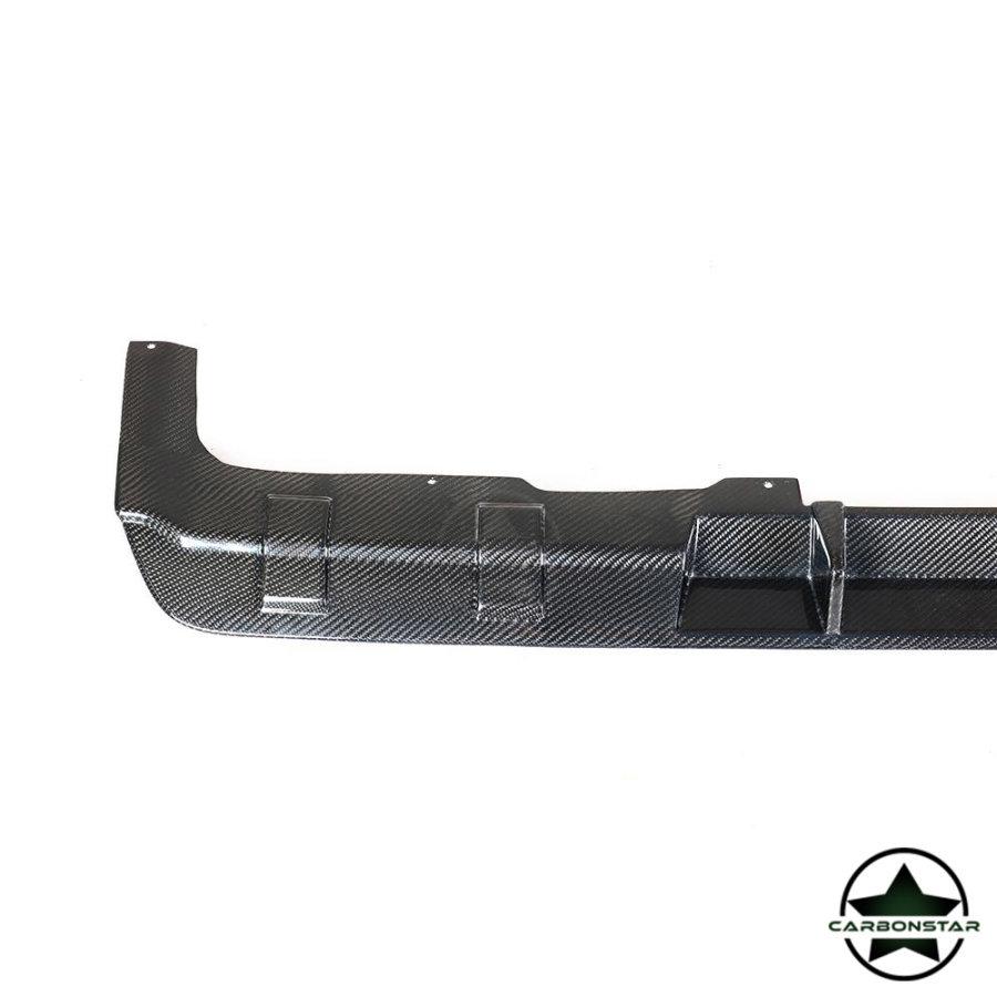 Cstar Carbon Gfk Heckdiffusor für Mercedes Benz G63 AMG G Klasse