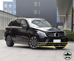 Cstar Carbon Gfk Frontlippe für Mercedes Benz W292 GLE 300 400 550 GLE43 AMG 4 Türer