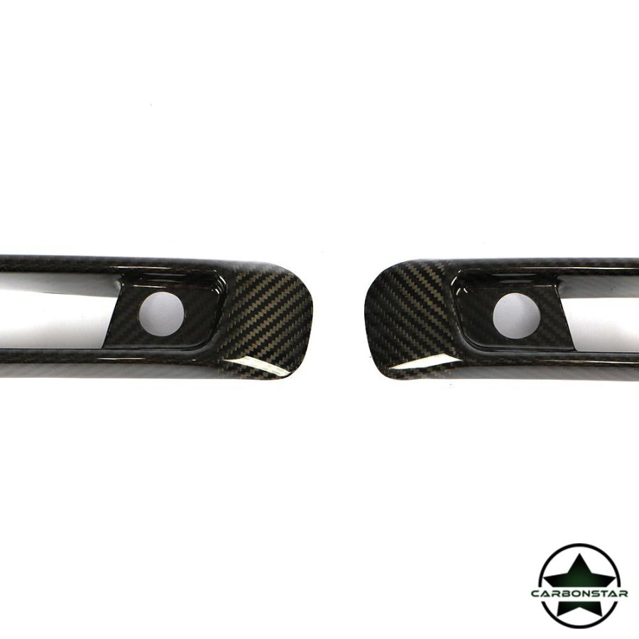 Cstar Carbon Gfk Nebelscheinwerfer Abdeckung für Mercedes Benz G63 AMG G Klasse