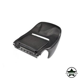 Cstar Carbon Gfk Sitzabdeckung Sitz Cover Seat Abdeckung für Mercedes Benz G Klasse G63 W463 ab 2019