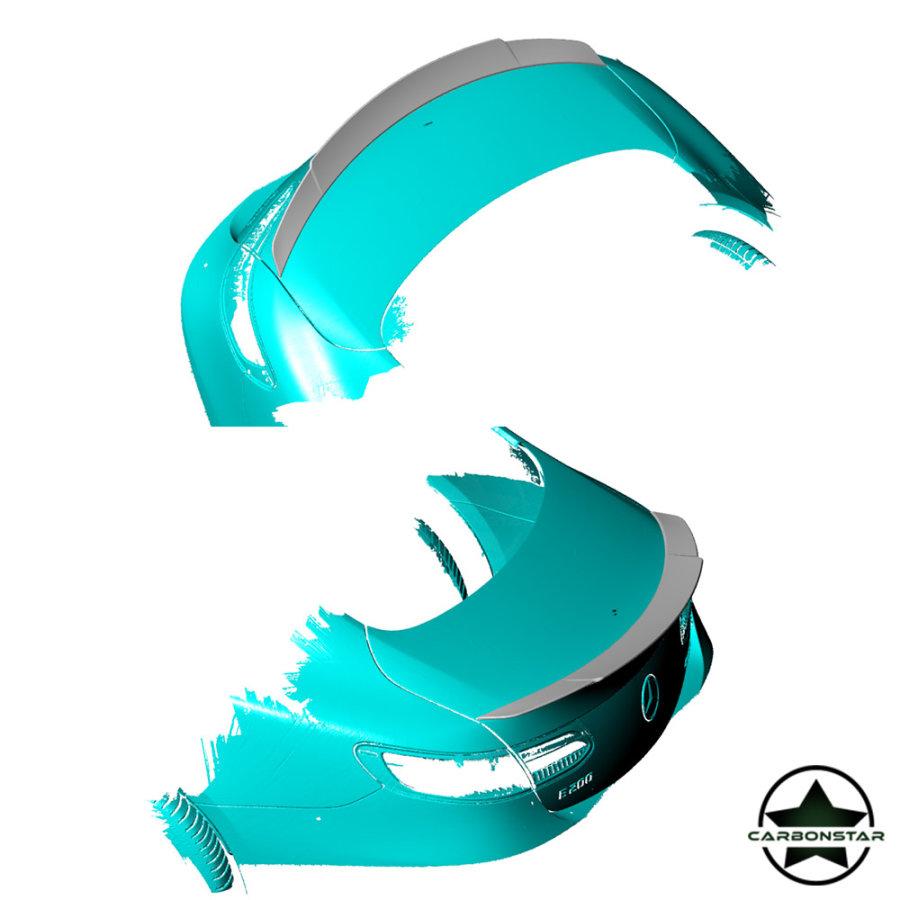 Cstar Carbon Gfk Heckspoiler B für Mercedes Benz E Coupe W213 C238