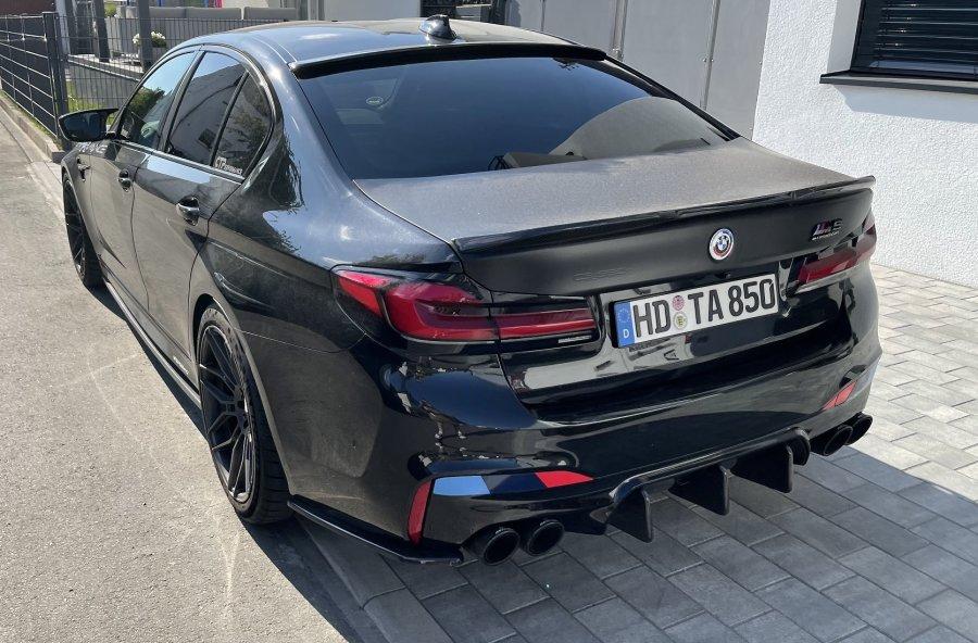 Cstar Carbon Gfk Dachspoiler Performance passend für...