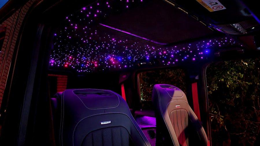 LED Sternenhimmel für BMW, Audi , Mercedes Benz uvm.