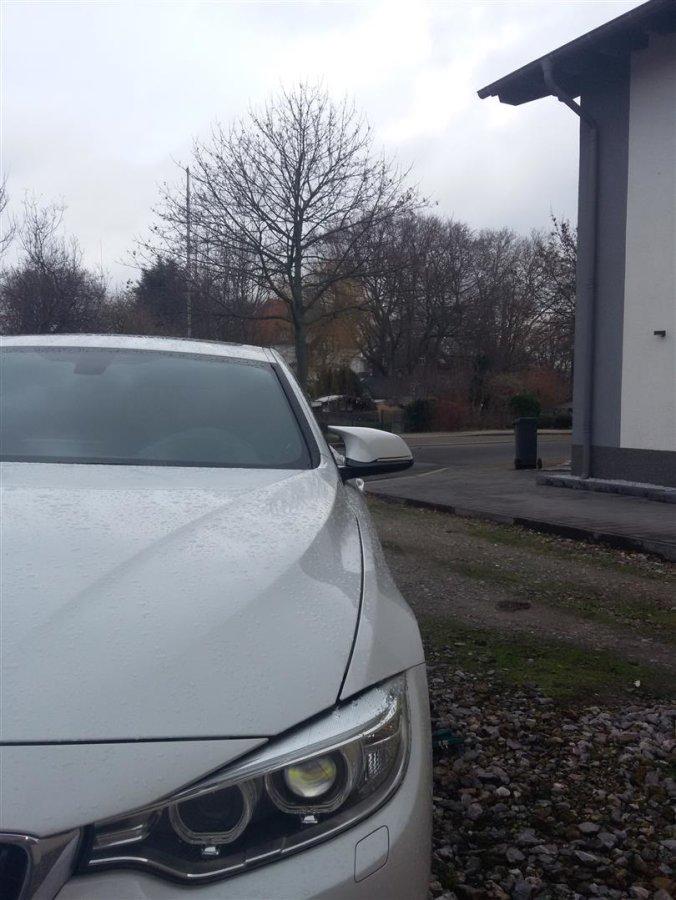 Cstar ABS Spiegel Umbau-Set UNLACKIERT passend für BMW F20 F21 F22 F23 M2 F87 F30 F31 F34 F32 F33 F36 E84